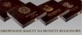 Nowe kasety na monety bulionowe