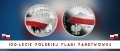 10 zł Flaga Państwowa 100-lecie