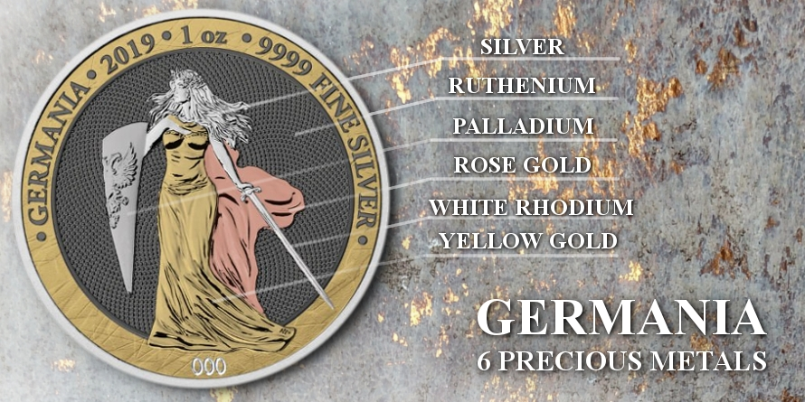 GERMANIA 6 METALS