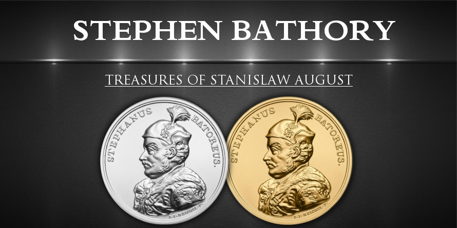 Stephen Bathory - Treasures of Stanisław August