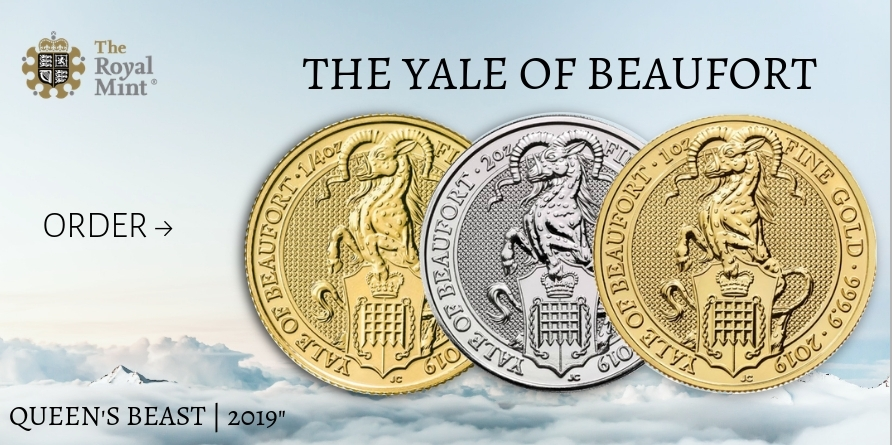 The Yale of Beaufort Queen's Beast