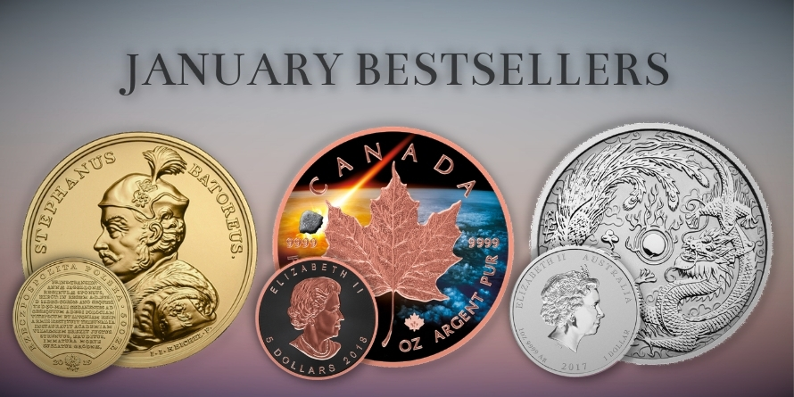 January Bestsellers