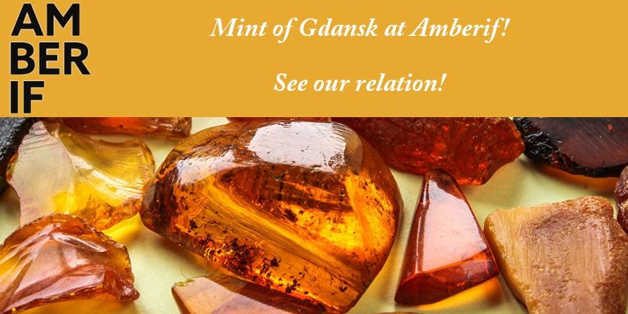 Mint of Gdansk at Amberif!