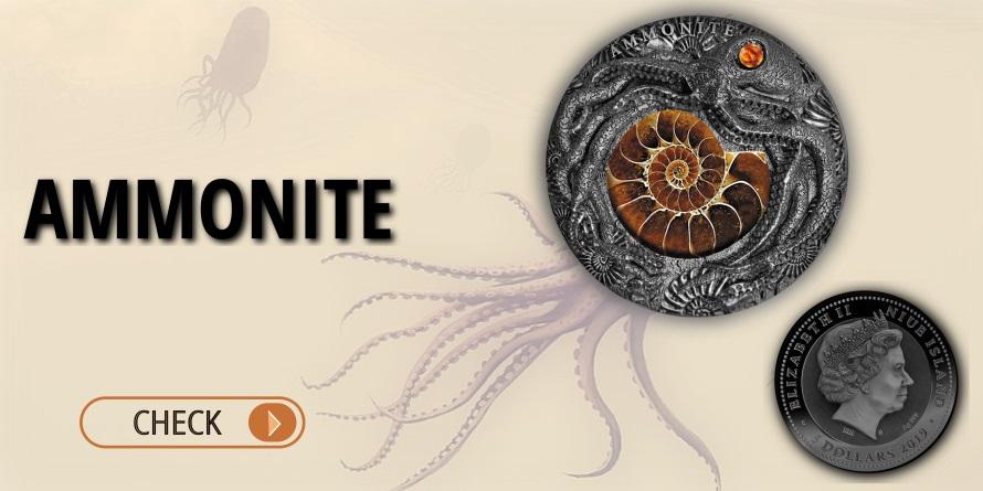 5$ Ammonite