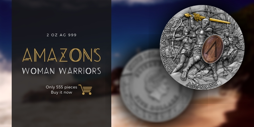 Amazons - Woman Warriors