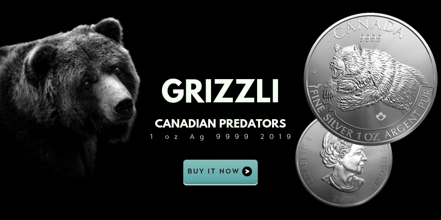 5$ Grizzli - Canadian Predators