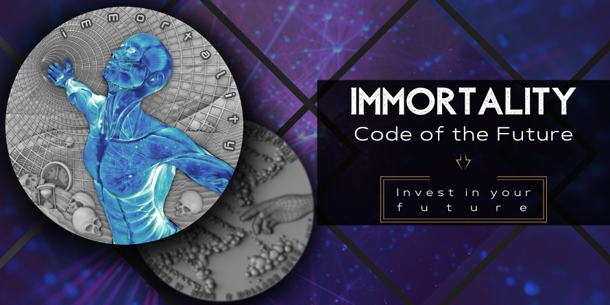 2$ IMMORTALITY - CODE OF THE FUTURE