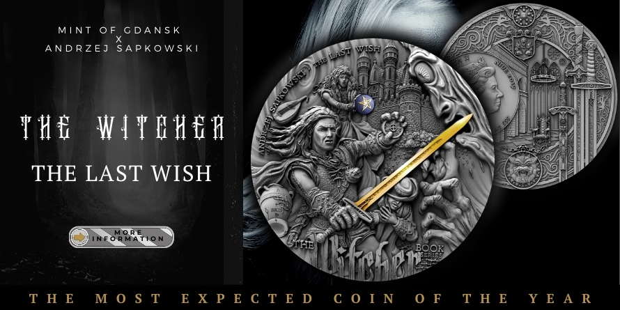 5$ THE LAST WISH - THE WITCHER