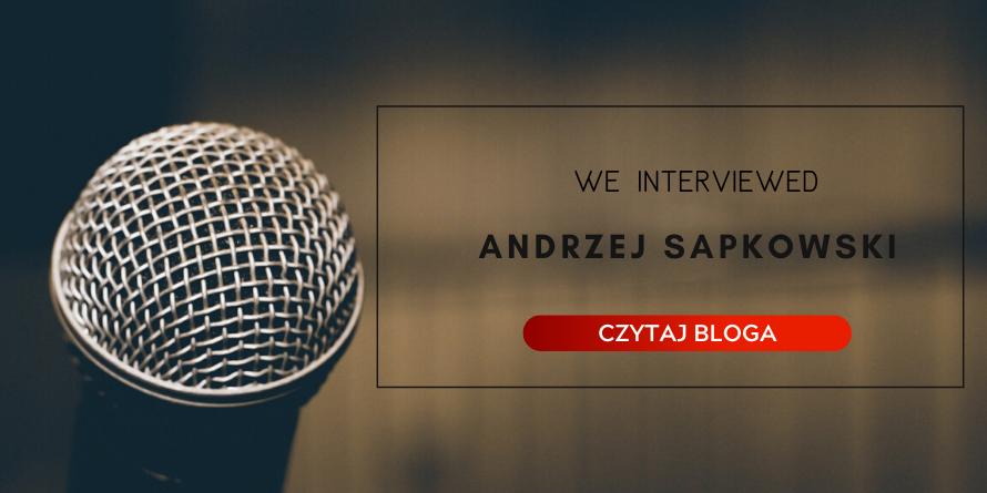 Interview with Andrzej Sapkowski