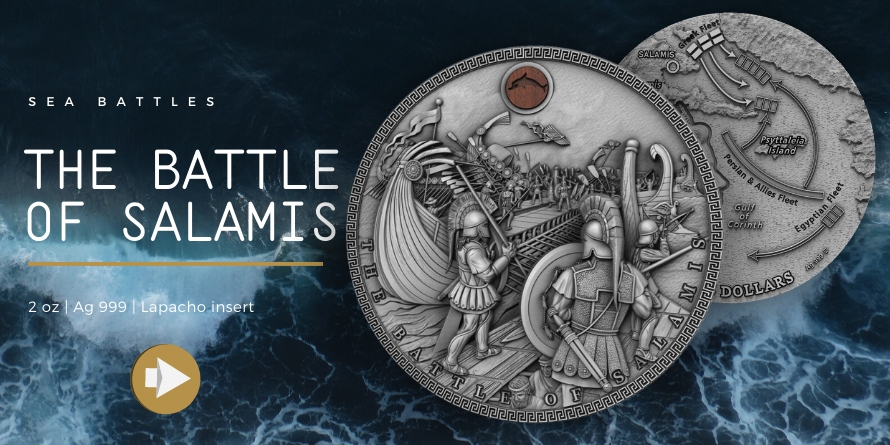 The Battle of Salamis - Legendary Lands