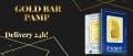 Gold Bar PAMP