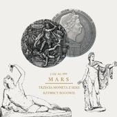 """2$ MARS - BOGOWIE RZYMSCY 2 oz Ag 999   Przedstawiamy Wam trzecią monetą z serii oksydowanych, dwuuncjowych monet """"Bogowie Rzymscy""""! ⚔️  ENG BELOW 👇 2$ MARS - ROMAN GODS 2 oz Ag 999  We present to you the third coin from the series of oxidized two-ounce coins """"Roman Gods""""! ⚔️  #rzymscybogowie #mars #mennicagdańska #coincolletion #newcoin #mintofgdansk #numismatic #numizmatyka"""