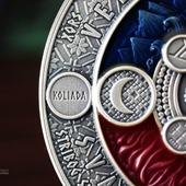 """ENG BELOW 👇🏻 Czy są wśród nas Słowianie? 😉 Mamy dla Was piękną monetę od @mintofpoland 😍 Tym razem to kolejna moneta z serii """"Kalendarze"""", przedstawiająca kalendarz Słowian. Na naszej stronie znajdziecie dużo ciekawostek na ten temat! 🇬🇧 Are there Slavs among us? 😉 We have a beautiful coin for you from @mintofpoland 😍 This time it is another coin from the """"Calendar"""" series, showing the Slavs' calendar. On our website you will find a lot of interesting facts about it! #coin #numismatic #pomorskie #mennicagdanska #trojmiasto #gdansk #collector #coincollector #investing  #coins #coinscollection #worldcoins #coinmaster #coinhunting  #coincollecting  #mintofgdansk #hobby #passion #money #unusualcoins #coincollectorsofinstagram #investments #investmentcoins #art #slavic #slavicmythology"""