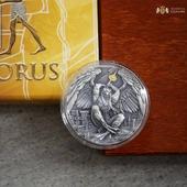 ENG BELOW 👇🏻 Czy fascynuje Was starożytny Egipt? Jeśli tak, mamy dla Was rewelacyjną monetę z jednym z głównych egipskich bogów - Horusem 😍 🇬🇧 Are you fascinated by ancient Egypt? If so, we have a sensational coin for you with one of the main Egyptian gods - Horus 😍. #coin #numismatic #pomorskie #mennicagdanska #trojmiasto #gdansk #collector #coincollector #investing  #coins #coinscollection #worldcoins #coinmaster #coinhunting  #coincollecting  #mintofgdansk #hobby #passion #money #unusualcoins #coincollectorsofinstagram #investments #investmentcoins #egypt #egyptiancoins #ancientegypt #ancientcoins #horus