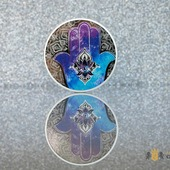 ENG BELOW 👇🏻  Monety to doskonałe pomysły na prezent - są piękne, ciekawe i wartościowe.  Świetnym pomysłem na prezent jest Hamsa. To amulet chroniący przed złym urokiem i nieszczęściem. Hamsa na monecie przyniesie nie tylko szczęście, ale i pieniądze 😊  🇬🇧  Coins are great gift ideas - they are beautiful, interesting and valuable.  A great idea for a gift is the Hamsa. It's an amulet that protects you from evil charms and misfortune. Hamsa on a coin will bring not only luck, but also money 😊.  #coin #numismatic #pomorskie #mennicagdanska #trojmiasto #gdansk #collector #coincollector #investing  #coins #coinscollection #worldcoins #coinmaster #coinhunting  #coincollecting  #mintofgdansk #hobby #passion #money #unusualcoins #coincollectorsofinstagram #investments #investmentcoins #hamsa #perfectgift #amulet #giftideas