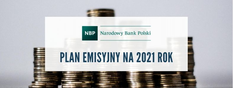 NBP Issue Plan for 2021